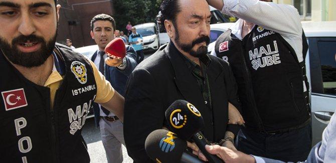 'Rusya'yla yapılan diplomatik görüşmeler Adnan Oktar'a sızdırıldı'