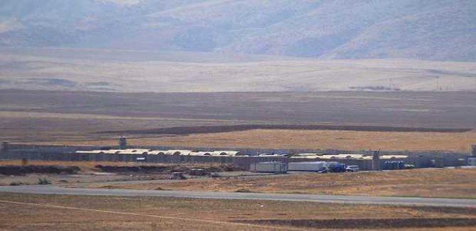 ABD Erbil'deki Hava Üssü'nü Genişletiyor
