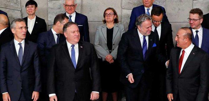 Jefrrey'in 'Astana' Yorumuna Çavuşoğlu'ndan Yanıt