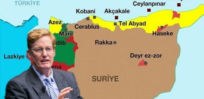 Moskova: ABD, Suriye'de Kürt devleti kurmayı planlıyor