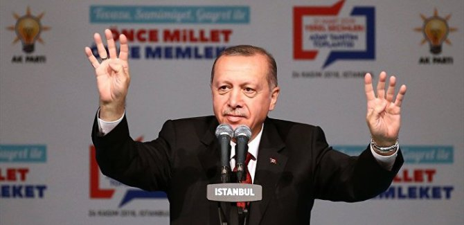 Erdoğan, AK Parti'nin 14 adayını daha açıkladı