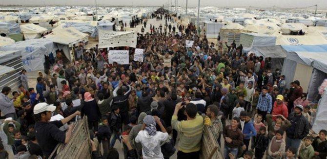 Mülteciler Lübnan'dan geri dönüyor