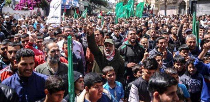 ABD Filistin Halkına Karşı Faşist Politikalar İzliyor
