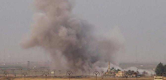 Suriye'de Siviller Vurulmaya Devam Ediyor