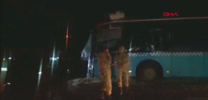 Diyarbakır'da otobüs ve kamyon çarpıştı: 5 ölü, 5'i ağır 25 yaralı