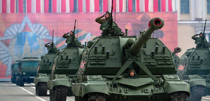 Rusya, küresel silah satışında 2.sırada