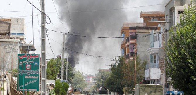 Kabil güne intihar saldırısıyla uyandı