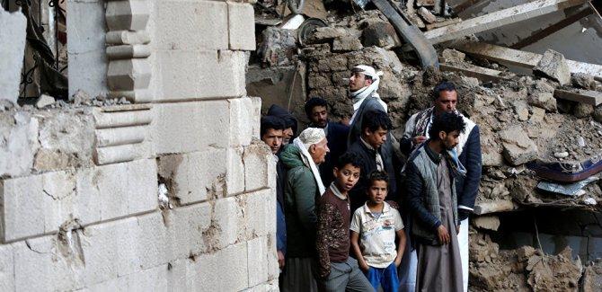 'Yemen'de ABD yapımı bir trajedi var'