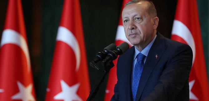 Erdoğan: Kaşıkçı cinayetinin faili bana göre belli