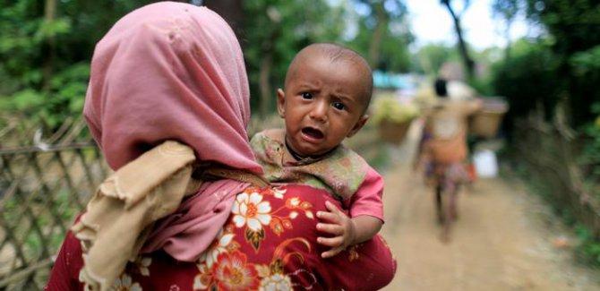 """ABD Rohingyalara yapılanlar """"soykırım"""" dedi"""