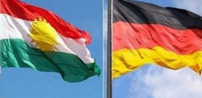 Almanya: Kürdistan'la işbirliğimiz sürecek