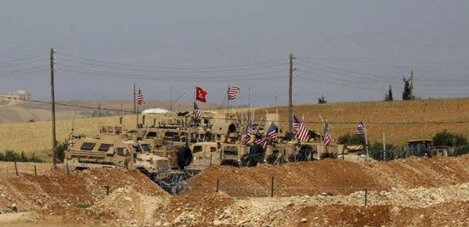 ABD'den Fırat'ın doğusuna askeri sevkiyat
