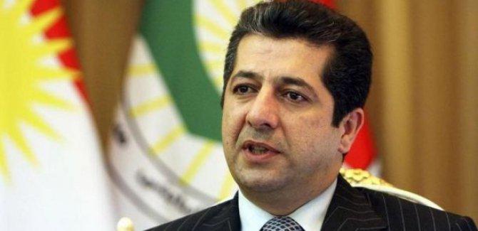 İran'dan Mesrur Barzani hükümetine destek