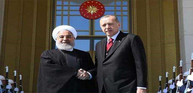 Hesen Ruhanî serdana Tirkiyê dike