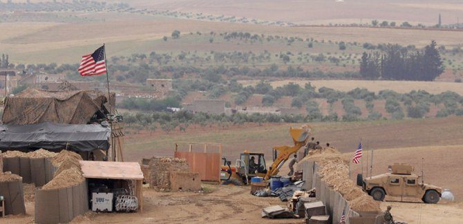 Washington, Suriye'den tamamen çekilmeyi değerlendiriyor