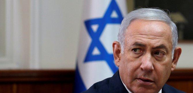 Netanyahu: ABD, Suriye'den çekilme konusunda bilgilendirdi