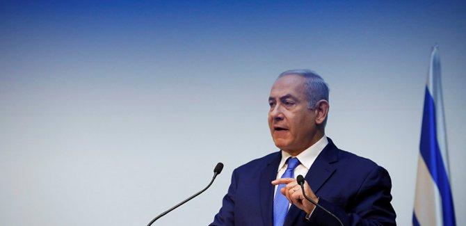 Netanyahu: Suriye'de son derece saldırgan davranacağız