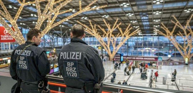 14 havaalanında saldırı alarmı!