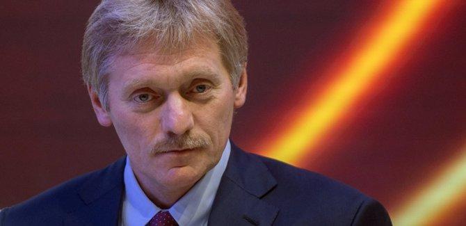 Peskov: Türkiye ve İsrail'in Kırım'ın Rusya'nın olduğunu kabul etmesini umuyoruz