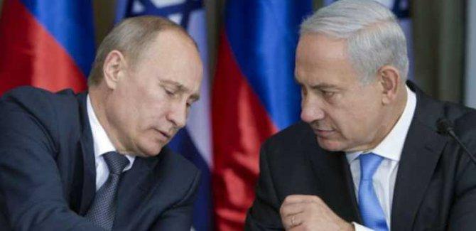 İsrail, Rusya ve Arap Ülkeleri Suriye Konusunda Anlaştı İddiası