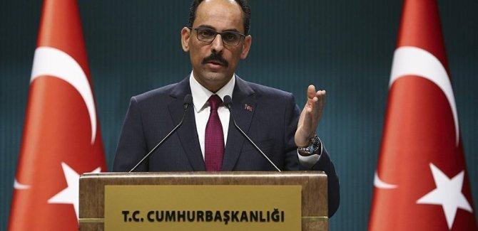 Kalın: Erdoğan'ı Susturamazlar