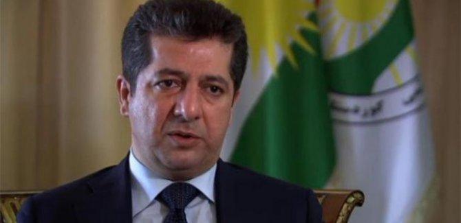Mesrur Barzani: IŞİD yer altına indi!