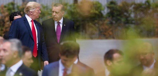 Trump: Erdoğan IŞİD'in kökünü kazıyacak