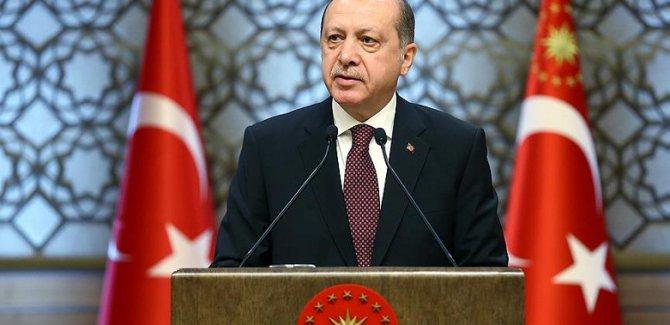 """Erdoğan, """"Suriye Kürtlerini, PKK ve PYD'nin eline terk etmeyeceğiz"""""""