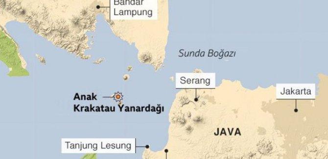 Endonezya: Ölü sayısı 400'e yaklaştı, Yeni Tusunami bekleniyor