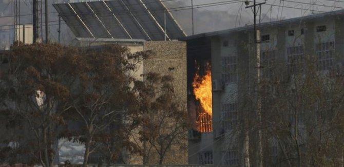 Kabil'de bakanlık binası hedef alındı: En az 43 ölü