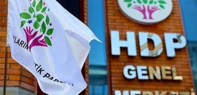 HDP'nin kapatılması için başvuru