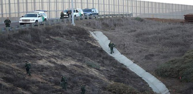 ABD-Meksika sınırında bir çocuk daha öldü