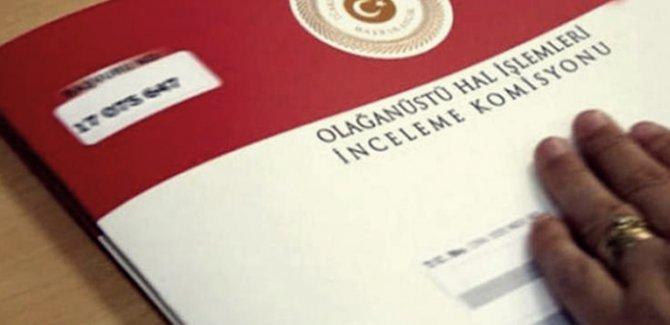 Erdoğan'dan OHAL Komisyonu kararı