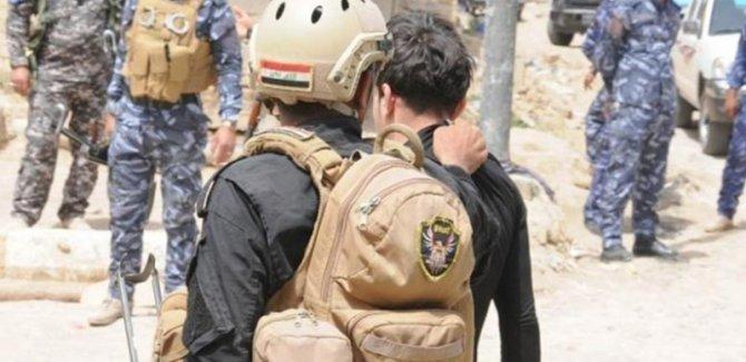 Kerkük'te saldırı hazırlığındaki 8 IŞİD'li yakalandı