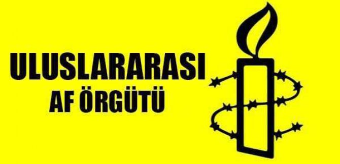 Uluslararası Af Örgütünden  ABD'ye Suçlama