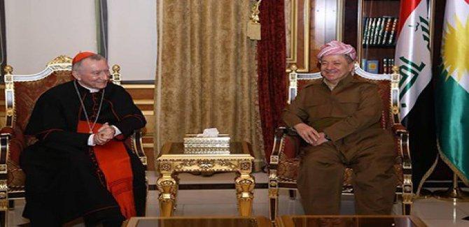 Başkan Barzani, Vatikan Başbakanı ile bir araya geldi