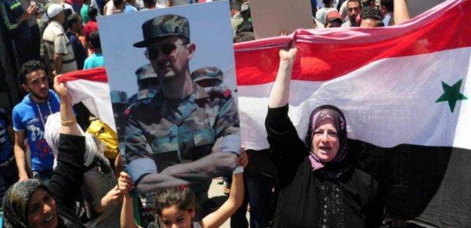 'Askerlerimiz Minbic'e girdi ve Suriye bayrağını dikti'