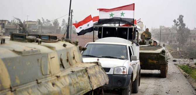 ABD'den Menbic'de Suriye ordusuna karşı kritik hamle