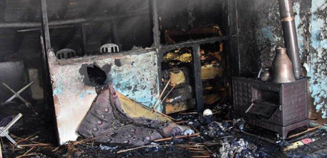 Suriyeli ailenin yaşadığı evde yangın: 4 kardeş yaşamını yitirdi