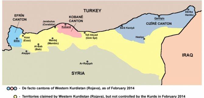 ENKS: Rojava özerk yönetimi feshedilecek