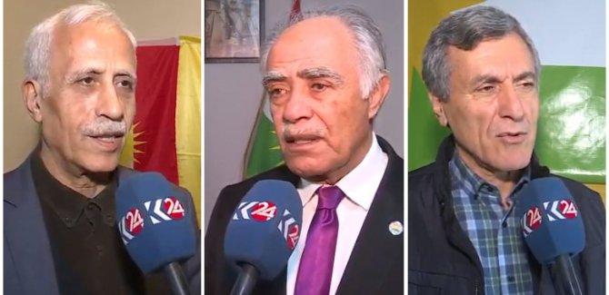 Partiyên Kurdistanî: Hêvîdar in 2019 bo yekîtiya netewî be