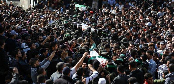 İşgal güçleri 2018'de 312 Filistinliyi şehit etti