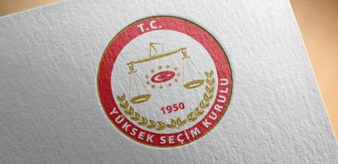 YSK, 31 Mart yerel seçimine katılabilecek partileri açıkladı