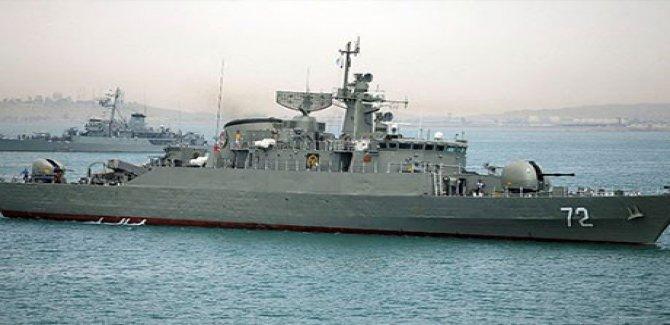 İran ABD kıyılarına savaş gemisi gönderiyor