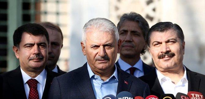 Yıldırım: İstanbulluların gönlüne girmeyi vaat ediyorum