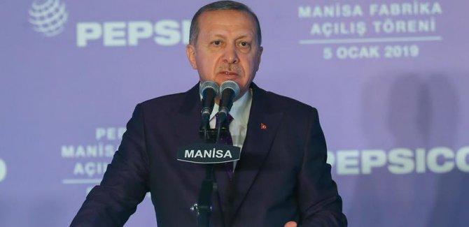Erdoğan: Türkiye güvenli bir liman olmayı sürdürüyor