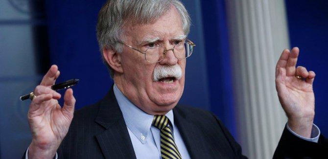 Bolton: Kürtleri korumaya yönelik anlaşma olmadan Suriye'den çekilmeyeceğiz