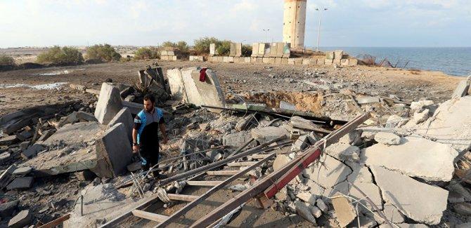 İsrail, Gazze'de iki gözetleme kulesini vurdu