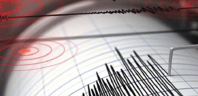 Kürdistan'da deprem!