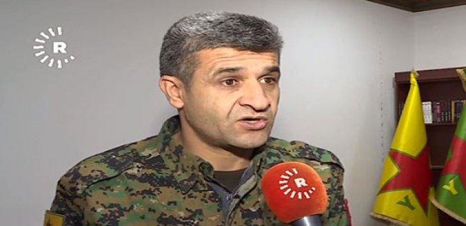 YPG: Suriye'nin yüzde 32'si kontrolümüzde